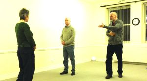 Lawrence O´Connor teaching - St Leonards Meisner - 2015