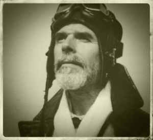 Lawrence O´Connor as The Aviator - How Planes Fly