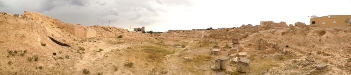 3000 year old theatre - El Jem Tunisia